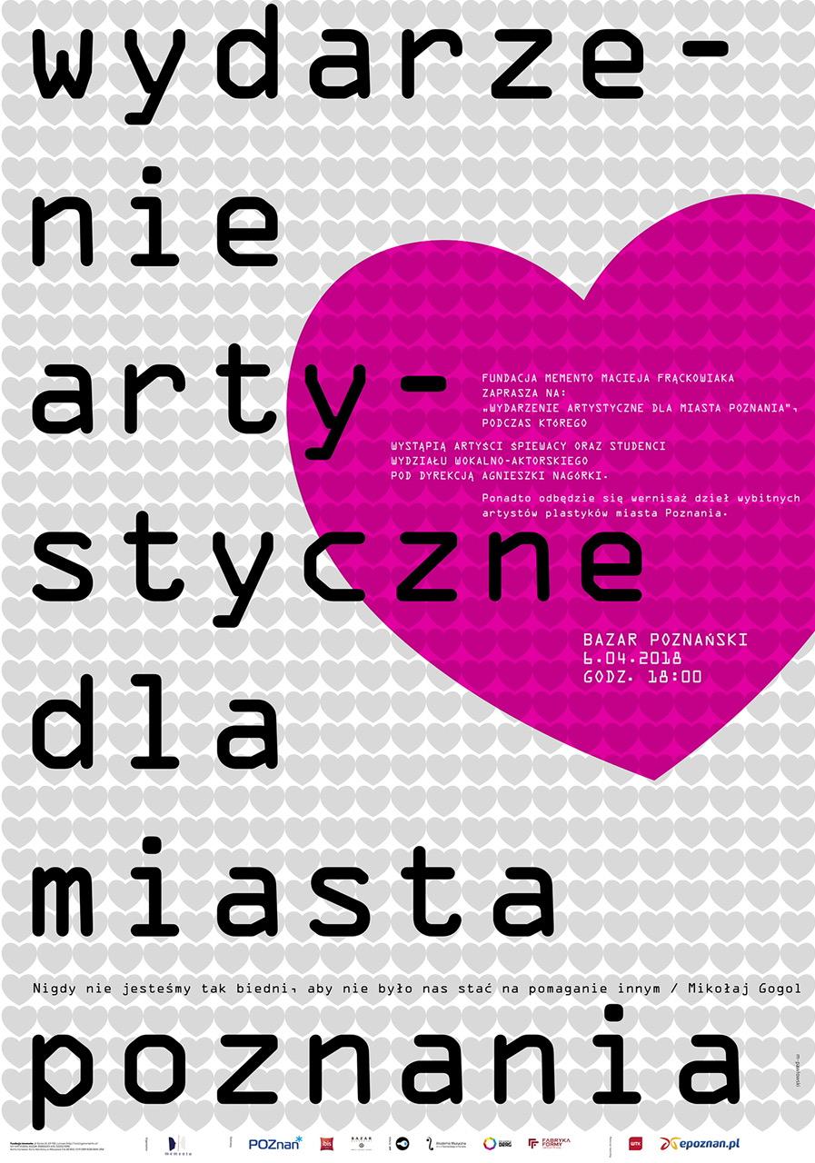 Wydarzenie artystyczne dla miasta Poznania coraz bliżej