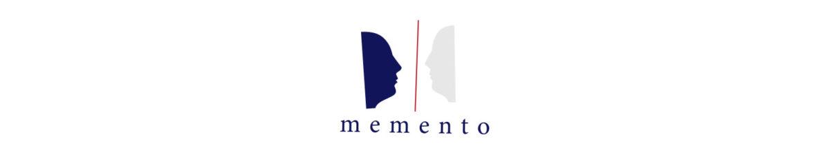 Nowe logo Fundacji Memento